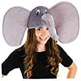 Lustige Partyhüte Elefant Hut - Elefant Hut - Elefant Kostüm - Tierkostüme