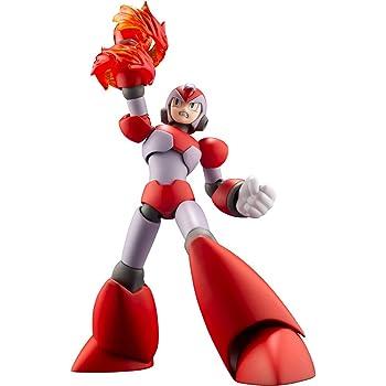 壽屋 ロックマンX エックス ライジングファイアVer. 全長約135mm 1/12スケール プラモデル KP537
