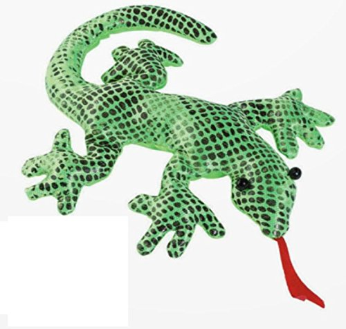 Osiris Trading UK Sand Animal Gecko Green 18 cm