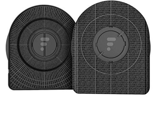 Fac FC18 - filtre à charbon actif pour hotte Wpro CHF200/1 - Whrilpool Type 200 - Brandt De DIetrich DKF42 - Ikea NYTTIG FIL 554 Electrolux 481281718522 D200 (X1)