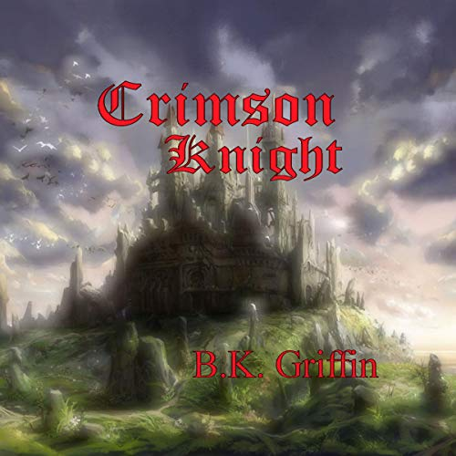 Page de couverture de The Crimson Knight