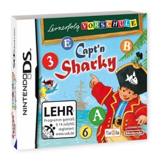 Lernerfolg Vorschule - Capt'n Sharky [Edizione : Germania]