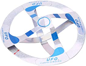 Wintefei Amazing Mystery UFO Floating Flying Disk Magic Creative Trick Saucer Kids Toy