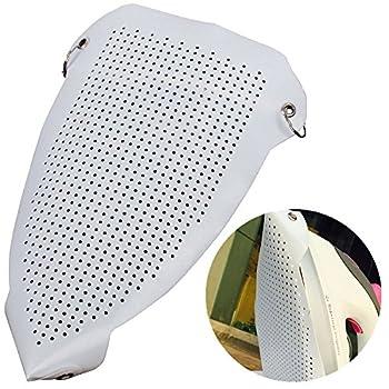 FQTANJU 1 Piece Teflon Cover Iron Shoe Used for Electric Iron