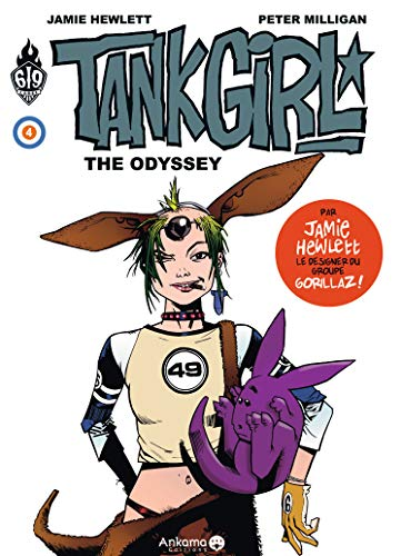 Tank Girl, Tome 4 : The Odyssey