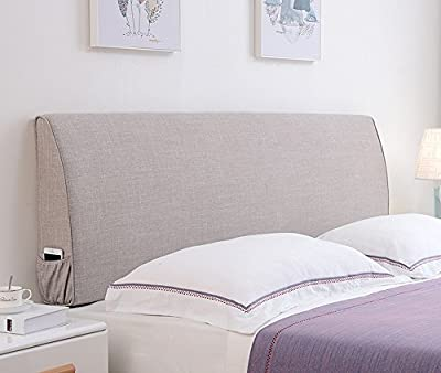 Material - La funda de almohada es de lino (transpirable, respetuosa con la piel, resistente al desgaste, limpiable), llena de esponja ecológica (no es fácil de deformar, no se colapsa, rebota rápidamente) Tamaño -90 * 10 * 55 cm, 120 * 10 * 55 cm, 1...