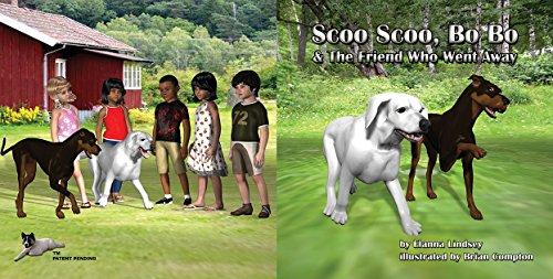 Scoo Scoo Bo Bo & The Friend Who Went Away: Scoo Scoo Bo Bo & The Friend Who Went Away (The Adventures of Scoo Scoo & Bo Bo Book 1) (English Edition)