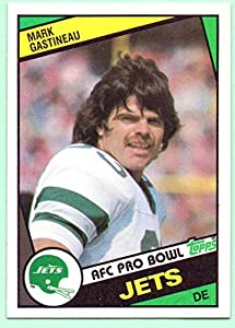 Mark Gastineau 1984 Topps #146 - New York Jets