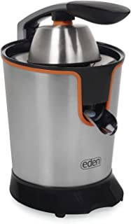Eden ED-7001 Citruspers RVS behuizing 2 pulpfilters 350W