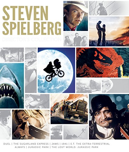 Steven Spielberg Director's Collection (Jaws / E.T. The Extra-Terrestrial / Jurassic Park / The Lost World: Jurassic Park / Duel / The Sugarland Express / 1941 / Always)