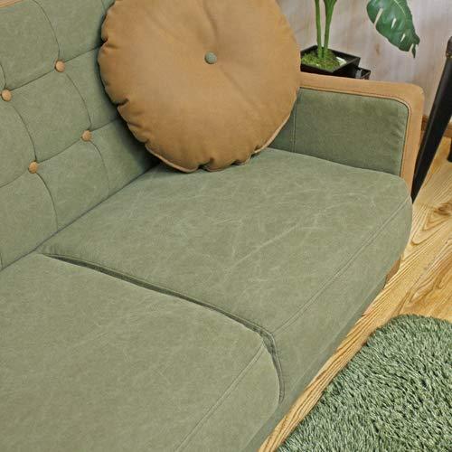 後藤家具物産『オシャレなコンパクトカウチソファー(SO-05K)』