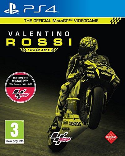 MotoGP16: Valentino Rossi (PS4) UK IMPORT