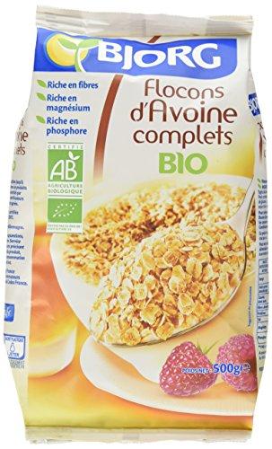 Bjorg Flocons d'Avoine Bio 500 g