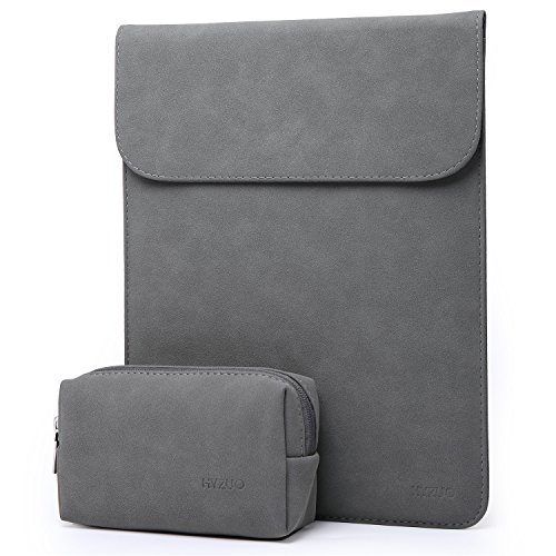 HYZUO 15-16 Zoll Laptop Hülle Tasche Laptophülle Compatibel mit 2019 Neu MacBook Pro 16 A2141/Surface Laptop 3 15 Zoll/Dell XPS 15/2012-2015 MacBook Pro 15 A1398 Laptoptasche mit kleine Tragetasche