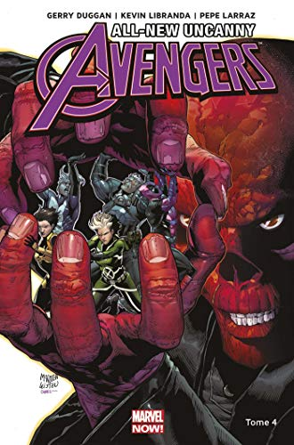 All-New Uncanny Avengers Tome 4
