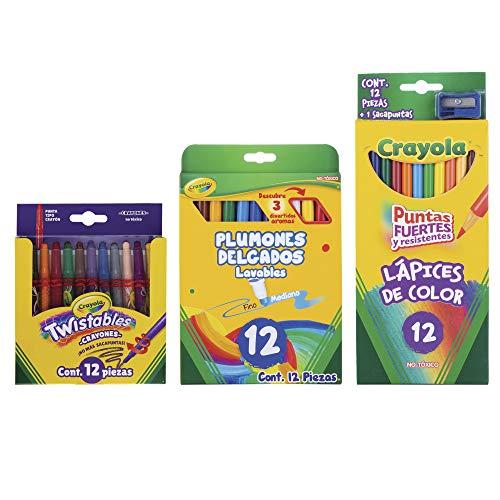 colores crayola jumbo fabricante CRAYOLA