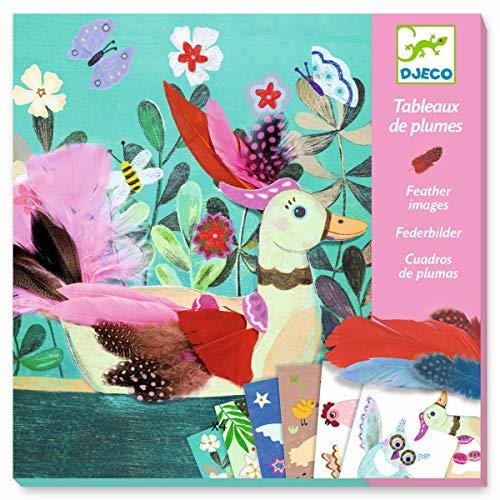 Djeco - Kreativ Set Papierkreativ Chic Duvets