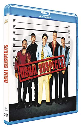 Stephen Baldwin - Usual Suspects [Blu-ray] (1 Blu-ray)