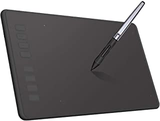 HUION Graphics Drawing Tablet H950P OTG Tilt Function Battery-Free Stylus Support Android Windows MacOS