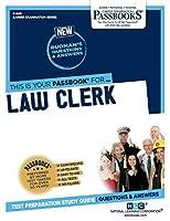 Law Clerk (Career Examination)