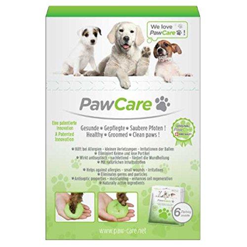 PawCare Zip Bag hygienische Reinigung und Pflege der Hundepfoten (600 Gramm)