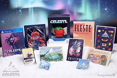 Celeste [PS4] - Edition Collector - Limited Run #207 (2000 exemplaires)