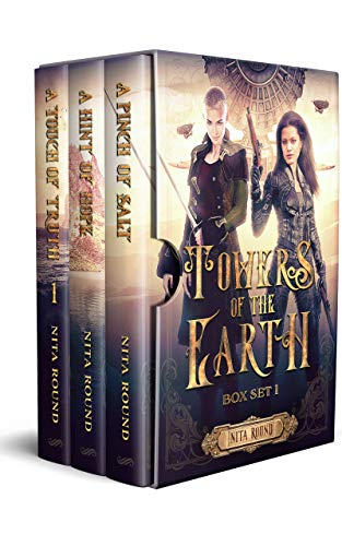 Towers of the Earth Box Set 1: A Steampunk fantasy adventure series (English Edition)