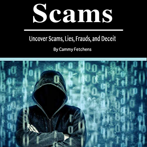 Scams cover art