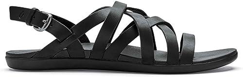 OLUKAI OLUKAI New Wohommes 'Awe 'Awe Sandal noir noir 6