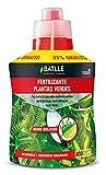 Abonos - Fertilizante Plantas Verdes Botella 400ml -...