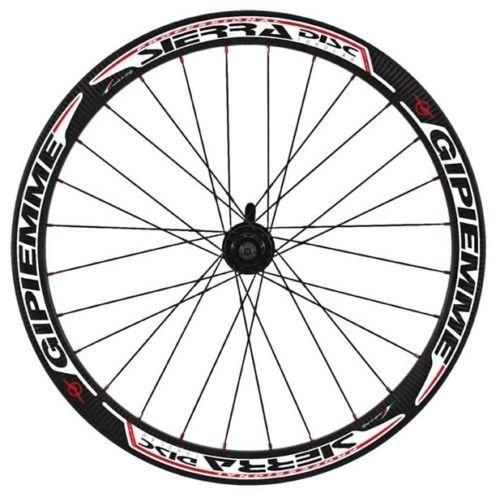 Räder Fahrrad MTB Carbon Räder aus Carbon Gipiemme Sierra CX Tubular 26