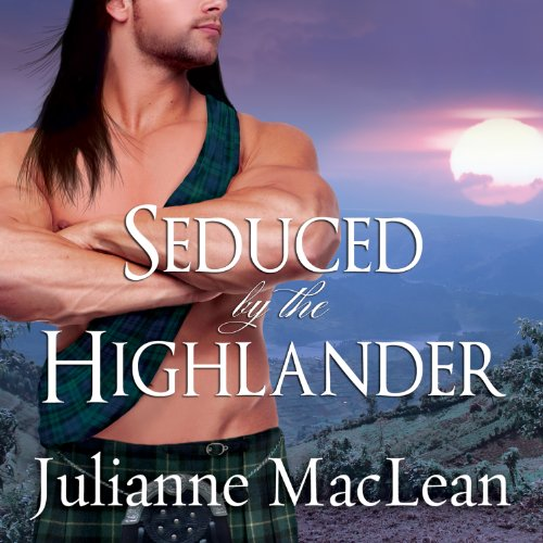 Seduced by the Highlander audiobook cover art