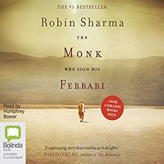 The Monk Who Sold His Ferrari     A Spiritual Fable About Fulfilling Your Dreams & Reaching Your Destiny              Auteur(s):                                                                                                                                 Robin Sharma                               Narrateur(s):                                                                                                                                 Humphrey Bower                      Durée: 6 h et 34 min     91 évaluations     Au global 4,7