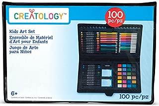 Kids Art Set, 100 Piece by Creatology