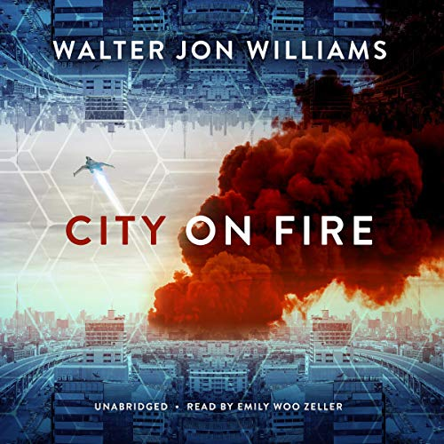 City on Fire  By  cover art