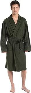Best green bathrobe mens Reviews