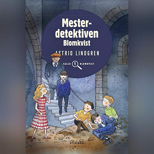 Mesterdetektiven Blomkvist cover art