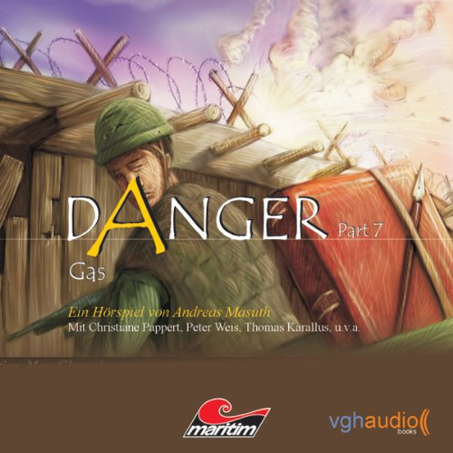 Gas audiobook cover art