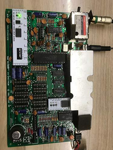 Sintech.DE Limited Video 16kB SRAM Modul passend für Sinclair ZX Spectrum 48k