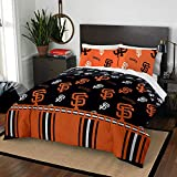 Northwest MLB San Francisco Giants Full Bed in a Bag Complete Bedding Set #393383534
