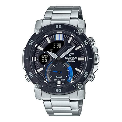 Casio Edifice Bluetooth Connect Analog-Digital Black Dial Men's Watch ECB-20DB-1ADF(EX525)