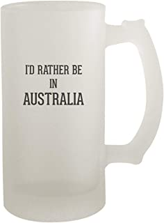 beer glasses in australia