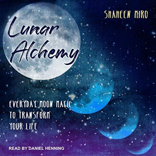 Lunar Alchemy audiobook cover art