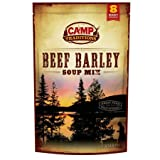 Camp Traditions Soup - Beef Barley Soup, 4-pk.