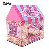 Nice2you Spielzelt für Kinder, Scherzt Zeltspielhaus für die Mädchenjungen Indoor im Freien...