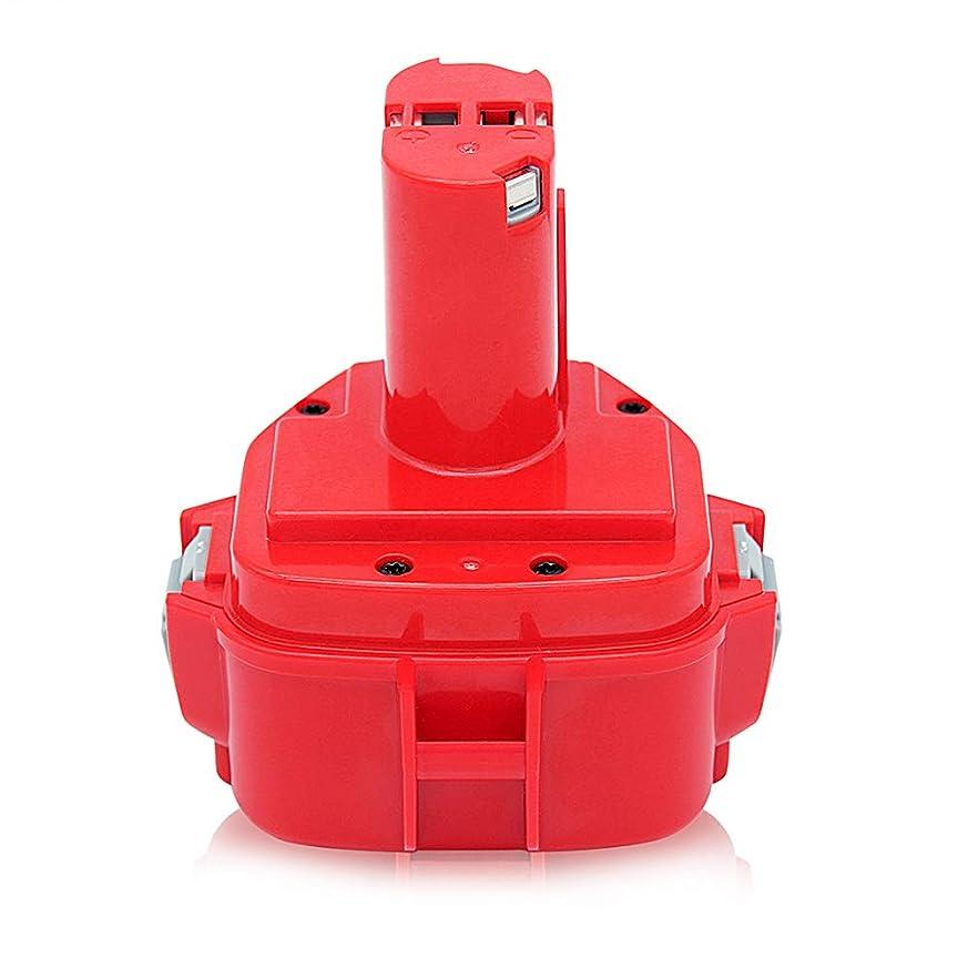 アミューズフルート気味の悪い【THiSS】PA12 12V 3000mAh マキタ/makita 1220 1250 1235 互換バッテリー 1235B 1235F 1234 1233 1222 1202対応 ニッケル水素 1年安心の品質保証