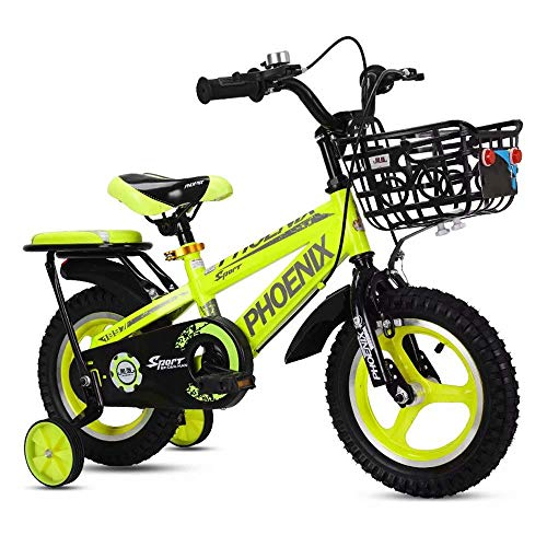 New FJH Rocking Horses Children Bicycle Wear-Resistant Anti-Skid Protection Old Boy Girl Baby Carria...