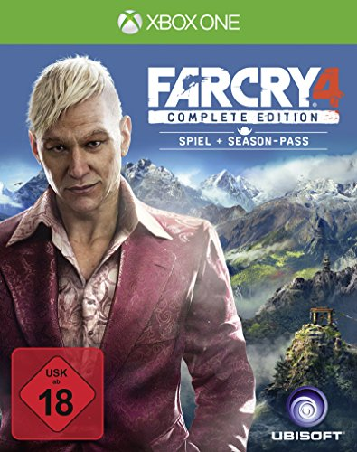 Far Cry 4 - Complete Edition - [Xbox One]
