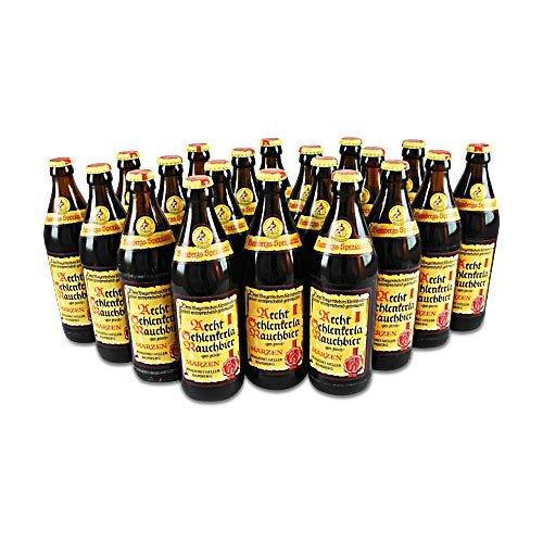 Aecht Schlenkerla Rauchbier (20 Flaschen à 0,5 l/5,1% vol.) inc. 1.60€ MEHRWEG Pfand