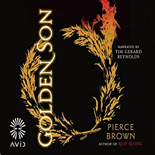 Golden Son cover art